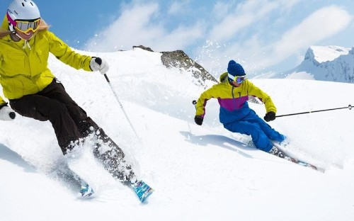 Five quick physio fixes to improve your ski or snowboard technique