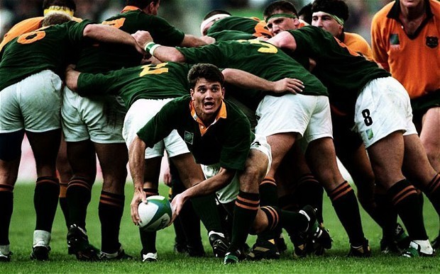 South Africa scrum-half and rugby 'genius' Joost Van der Westhuizen comes to terms with death sentence