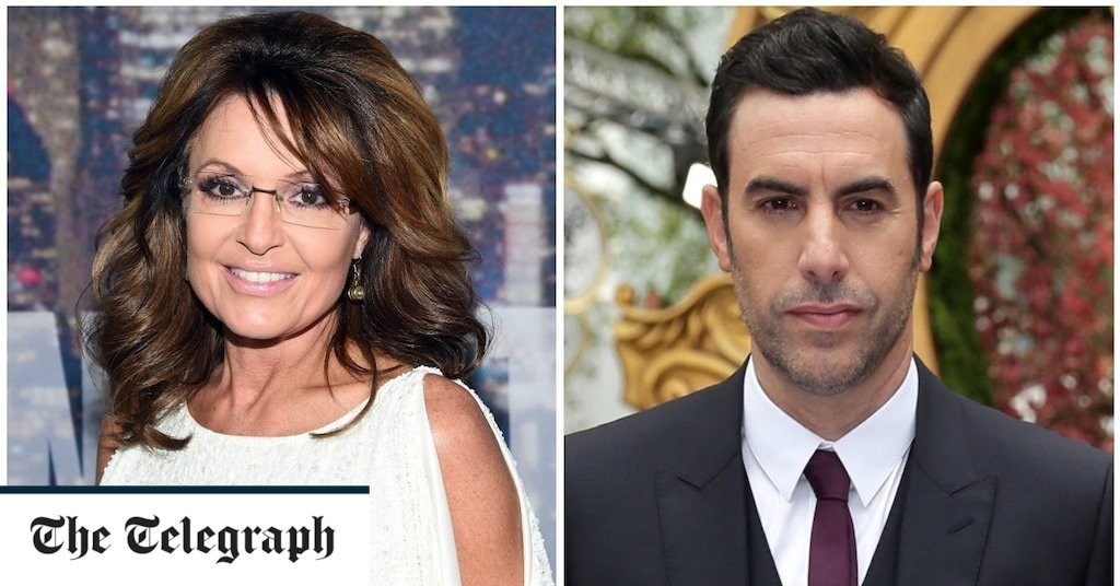 Sacha Baron Cohen demands apology from Sarah Palin, as more victims come forward