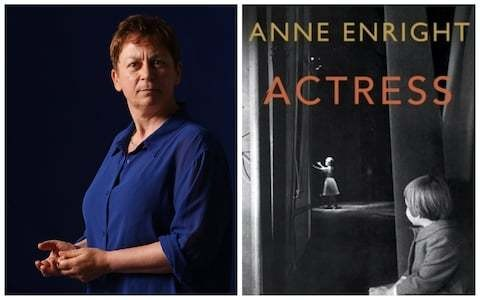 Actress by Anne Enright review: this novel deserves a standing ovation