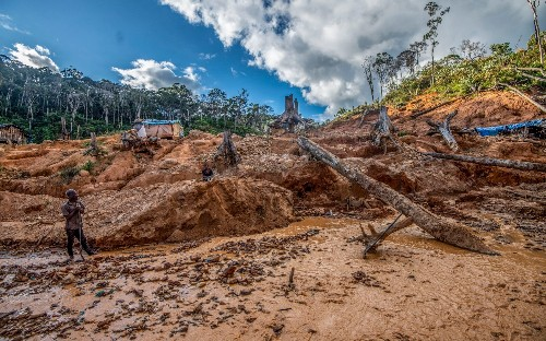 Carbon offsetting may be a gold mine in the West – but in Madagascar, sapphires are the real prize