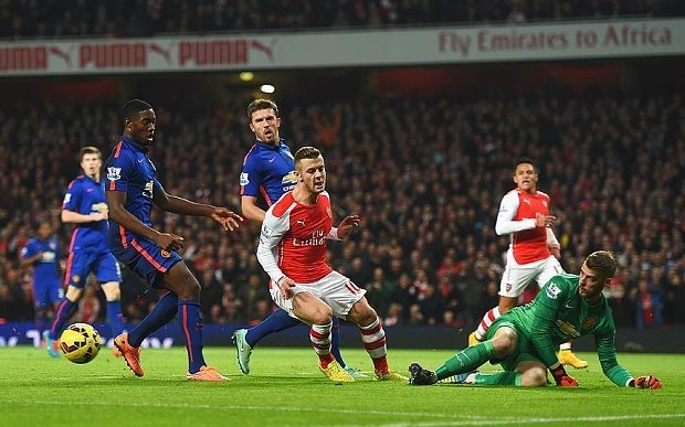 David de Gea is Manchester United's most important player right now