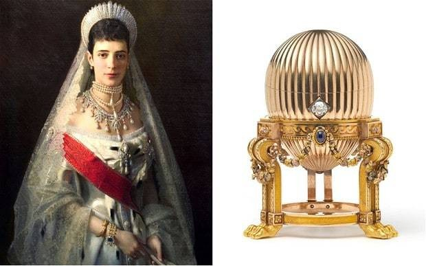 The £20m Fabergé egg that was almost sold for scrap
