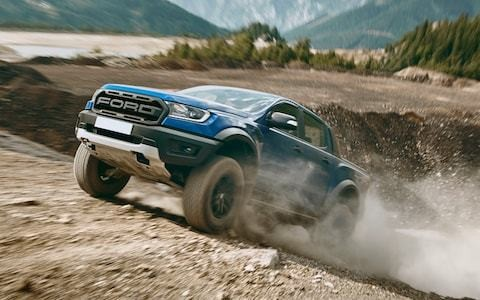 Ford Ranger Raptor review: improbable, but this workhorse pick-up is a big bundle of fun