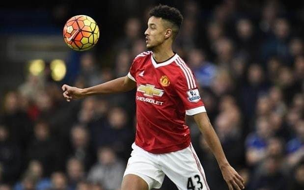 Manchester United teenager Cameron Borthwick-Jackson is setting the standard for the Class of '16