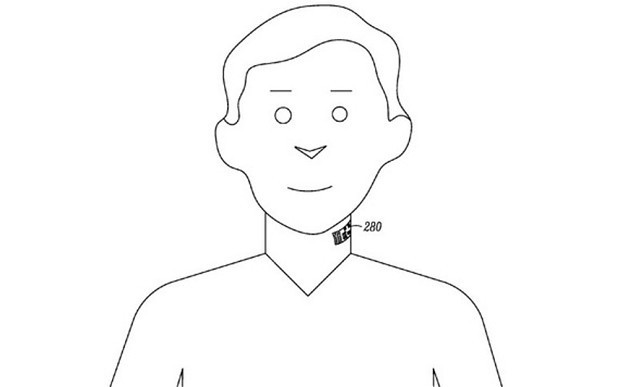 Google patents lie-detecting throat tattoo
