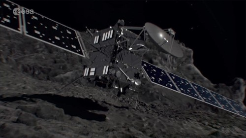 Rosetta mission: What is it and why will it crash into a comet today?
