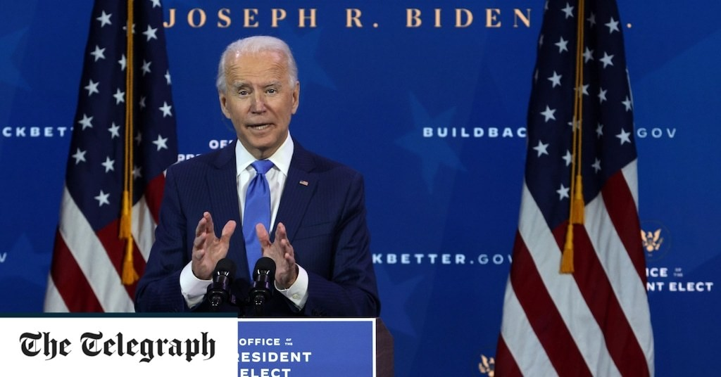 Joe Biden tells Americans 'help is on the way' as economic team led by Janet Yellen unveiled