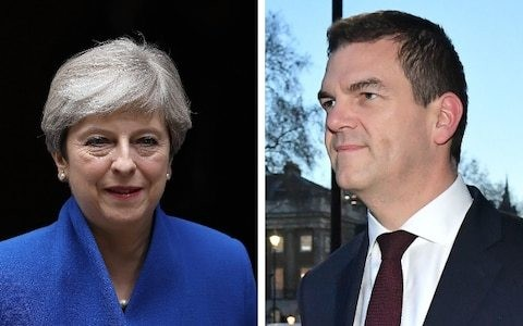 Theresa May accused of 'rewarding failure' with honours for Brexit aide Olly Robbins and Number 10 staff