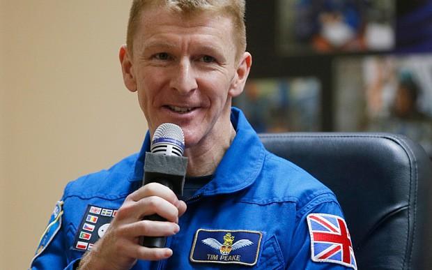 Tim Peake prepares for blast off to space amid fears over creaking 50 year-old Russian rocket capsule