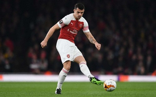 Arsenal's most unsung player? Granit Xhaka - the man pushing Unai Emery's side forward