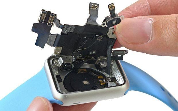 Apple Watch 'teardown' suggests processor is not upgradeable