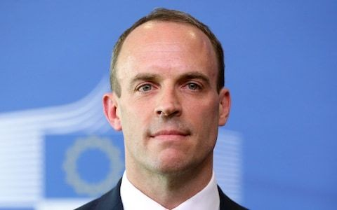 Dominic Raab calls for live head-to-head debates during the Tory leadership contest