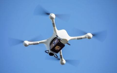 A drone that cost a county council £36,000 has never been used