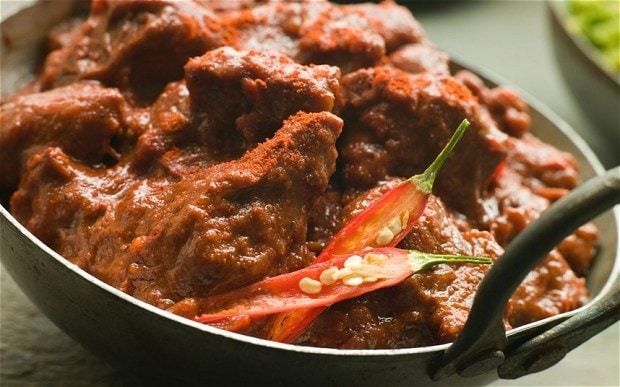 Half of lamb curries found to contain other meat