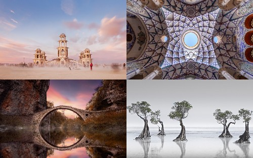 This year's most beautiful panoramic photographs