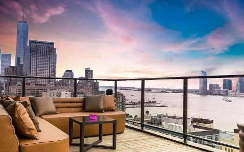 The best New York hotels with river views