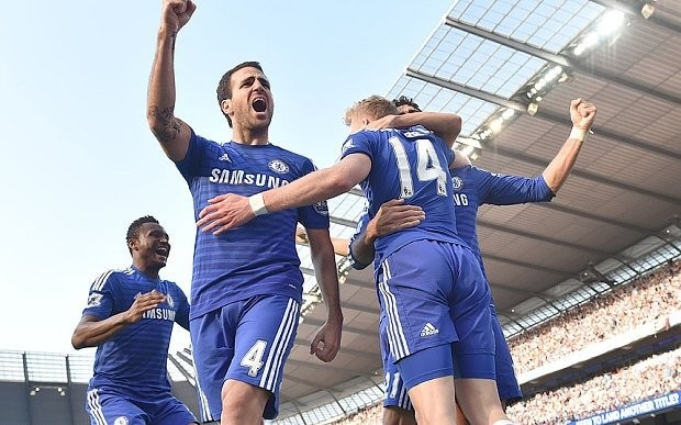 Cesc Fabregas has elevated himself into an elite group of footballers and will be the architect of Chelsea's success