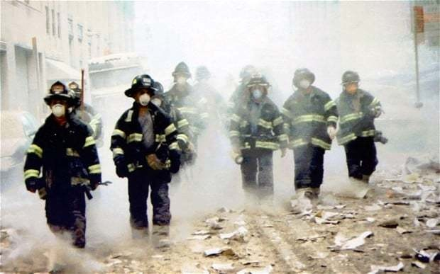 Three 9/11 firefighters die of cancer in one day