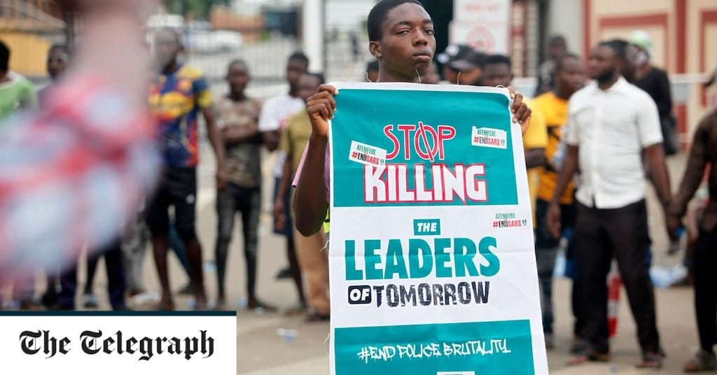 Soldiers fired on Nigerians protesting police brutality, say eyewitnesses