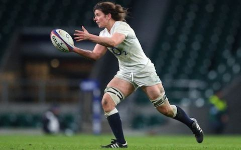 Sarah Hunter returns as England rotate to prepare for key New Zealand match