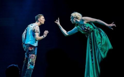 A Midsummer Night's Dream review, Bridge Theatre: an erotic, enchanting, utterly modern Dream of a production from Nicholas Hytner