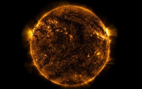 Watch: Stunning Nasa time-lapse captures Sun's activity over five years