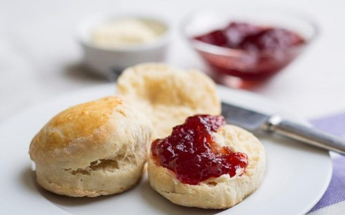 Traditional scone recipe - perfect for all the family