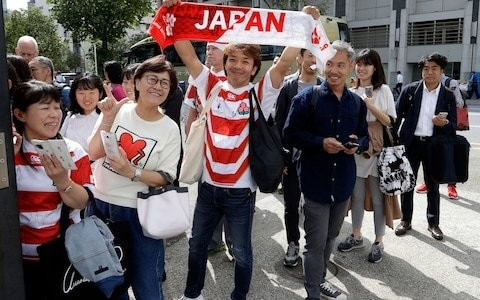 Japan vs South Africa, Rugby World Cup 2019: What time is kick-off today, what TV channel is it on and what is our prediction?