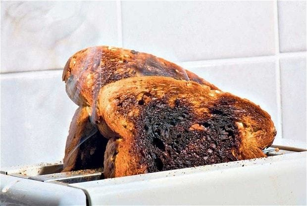 Crunchy toast could give you cancer, FSA warns