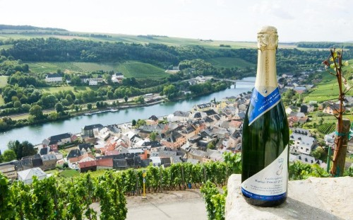 Cremant sparkling wine muscles in as new champagne as sales soar