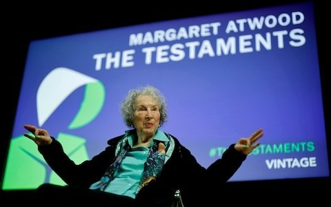 Booker Prize mistake: organisers insist Margaret Atwood hasn't won yet