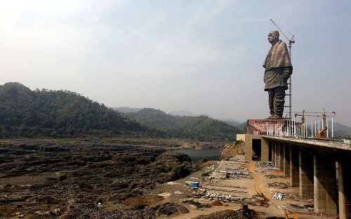 Introducing the world's tallest statue – nine times bigger than the Angel of the North