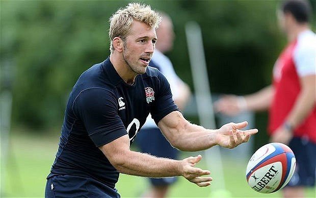 Chris Robshaw ready to fight to reclaim his England place