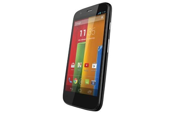 Moto G: Motorola launches £135 phone
