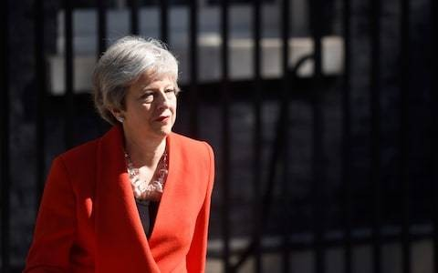 The real problem with Theresa May was that she wasn't a Conservative to start with