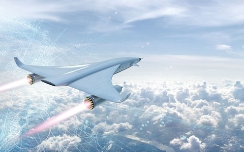 Hypersonic planes a step closer after breakthrough that prevents engine melting at 4,000mph