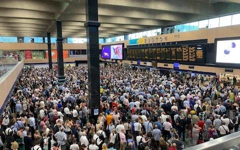 Rise in rail fares will push average season ticket past £3,000 for first time