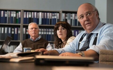 The Loudest Voice, episode 1 & 2, review: Russell Crowe bosses it as the alpha dog of Fox News