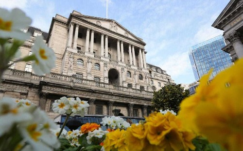 Bank of England policymaker hints higher interest rates may be needed for 'star performer' UK