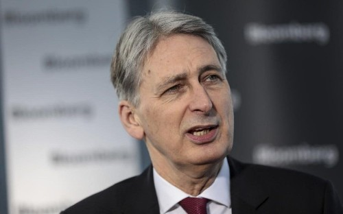 Chancellor maps tech opportunity after exit from EU