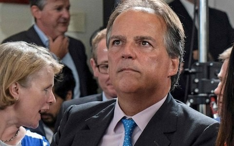 Mark Field to stand down at next election due to 'fractious and febrile' political atmosphere