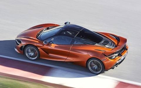 McLaren 720S revealed at the Geneva Motor Show – clever in places, but will Ferrari be fussed?