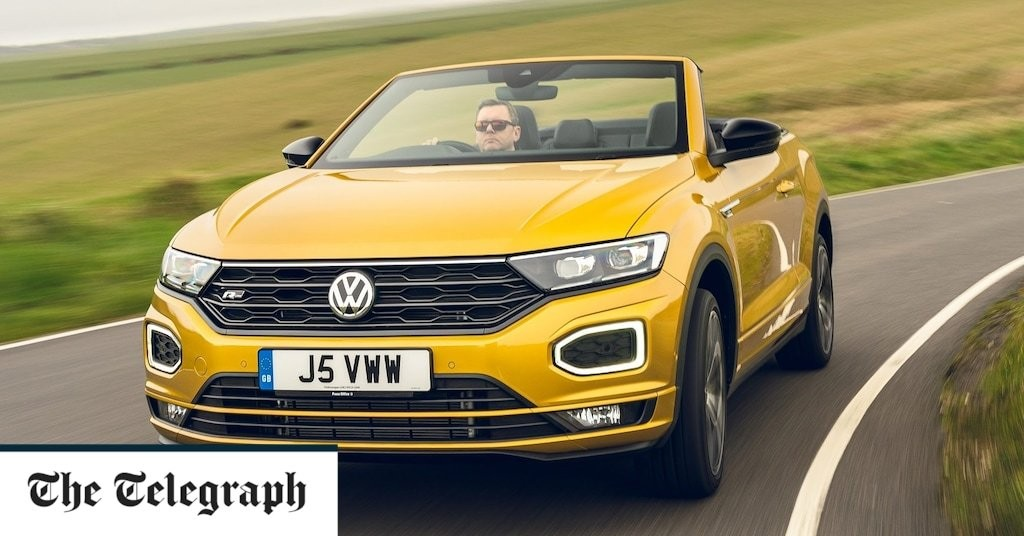 Volkswagen T-Roc Cabriolet review: is this convertible SUV as pointless as it sounds?