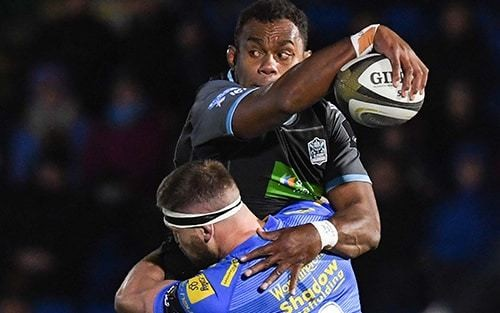 Glasgow Warriors will be without Leone Nakarawa for crunch fixture against Leinster