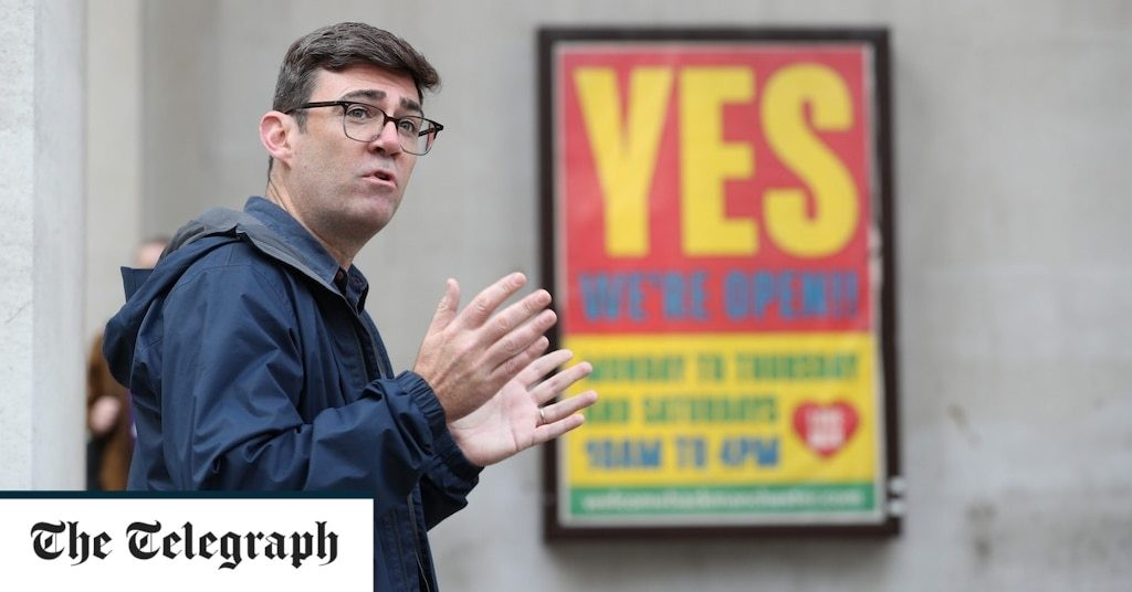 Scotland needs an Andy Burnham, instead our councils are filled with supine SNP lackeys