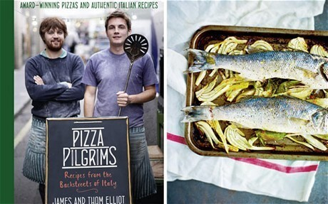 Cookbook of the week: Pizza Pilgrims by James and Thom Elliot