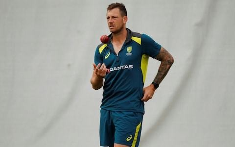 Australia's James Pattinson suspended for first Pakistan Test following abusive comment