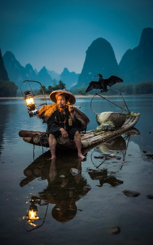 End of the line?: The last cormorant fishermen of Guilin, in pictures