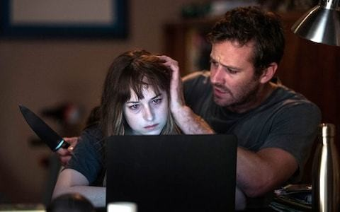Wounds review: Armie Hammer has a boozy breakdown in this wobbly but believable horror